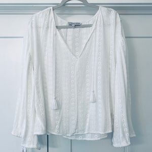 Cupcakes and Cashmere top white small